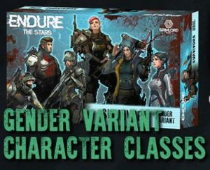 Endure the Stars 1.5 - Gender Variant Character Classes